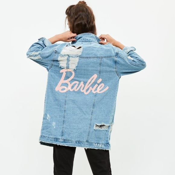 LIMITED EDITION BARBIE X MISSGUIDED JACKET